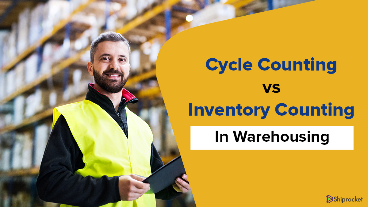 cycle counting vs manual inventory counting