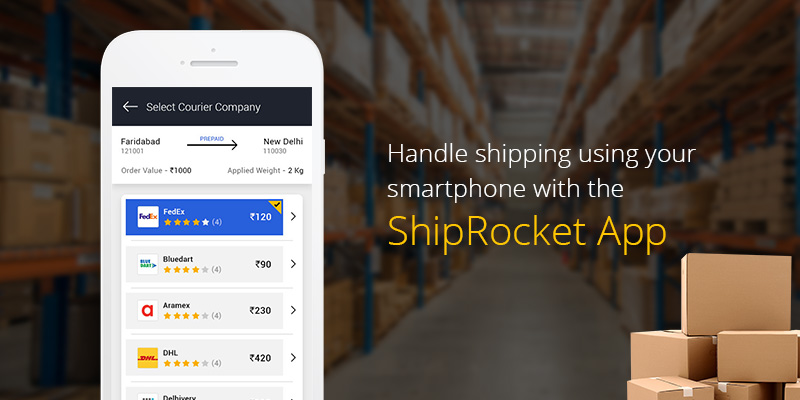 Shiprocket app, download shiprocket app