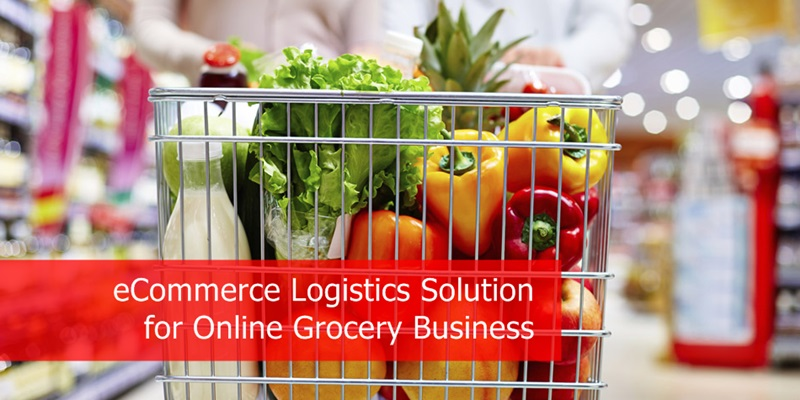 eCommerce Logistics for Grocery Business India