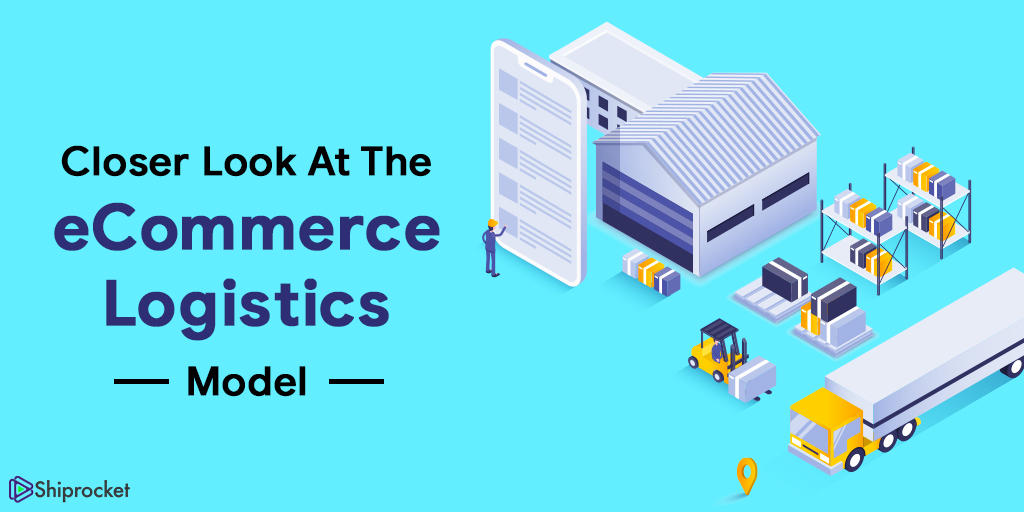 eCommerce logistics shipping model