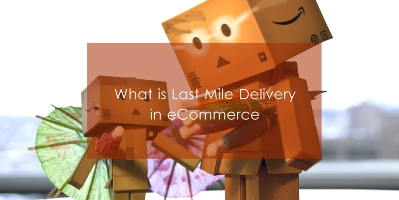 Last Mile Delivery eCommerce Logistics