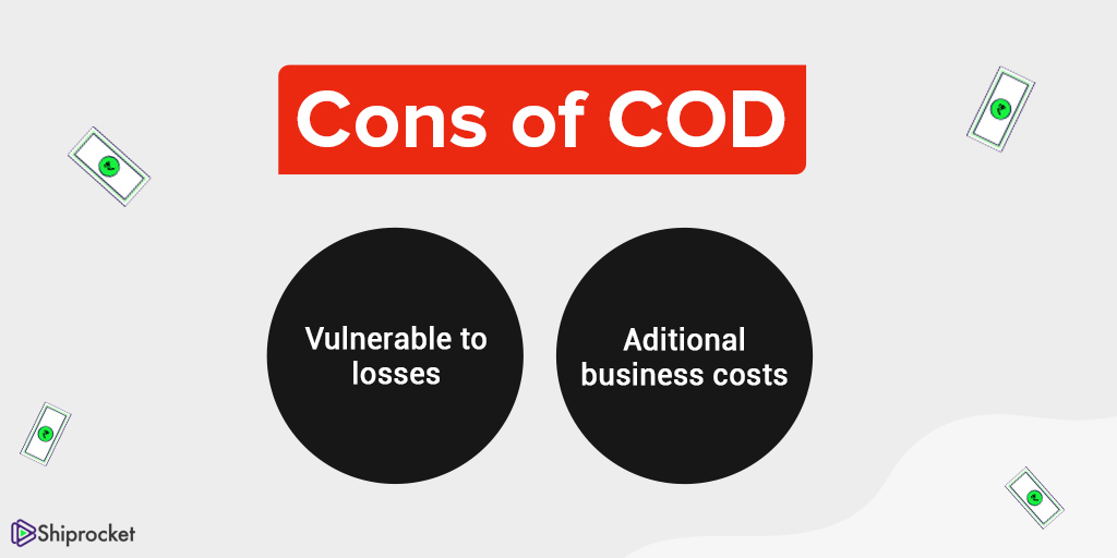 cons of COD