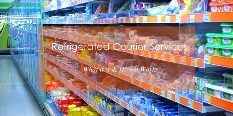 Refrigerated Courier Services