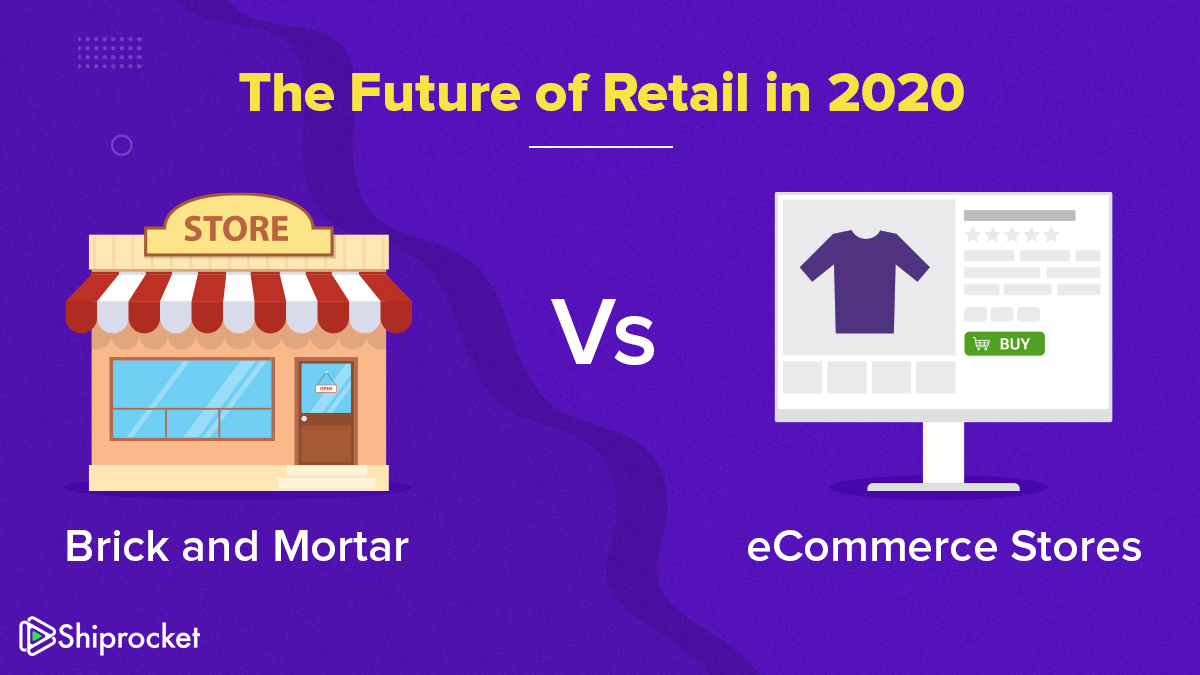 Brick and Mortar Stores versus Online Stores