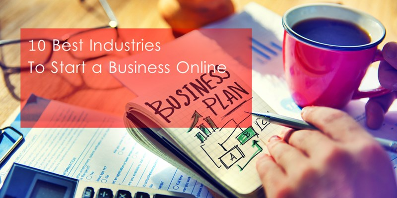 Industries to Start Online Business