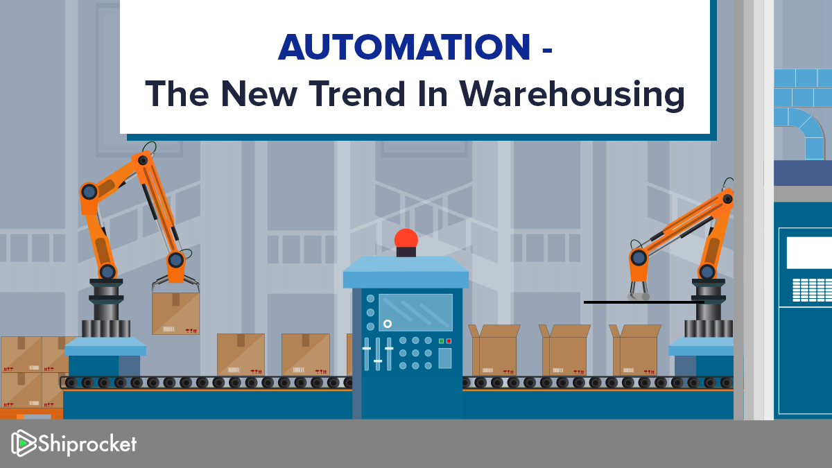 How automation in warehousing can be a boon for your eCommerce business