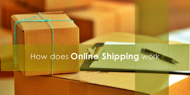 How does Online Shipping work