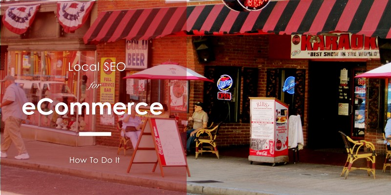 eCommerce Local SEO