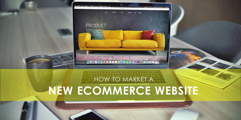 Marketing New eCommerce Website
