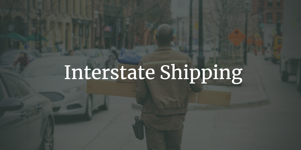 Interstate Shipping