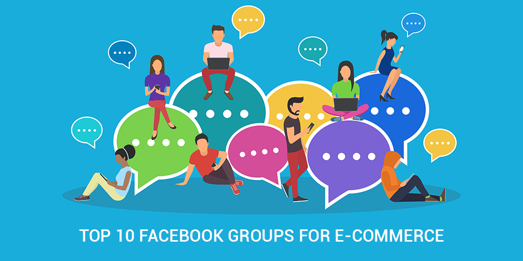 Facebook groups to follow for ecommerce entrepreneurs