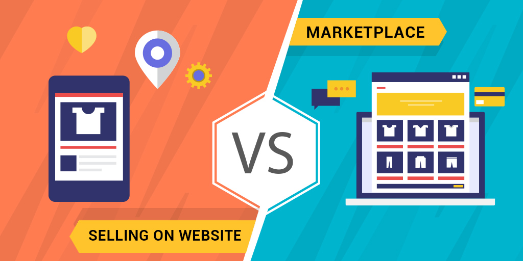 diferencias eCommerce vs marketplace