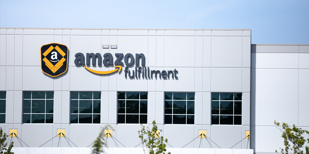 Amazon's fulfillment centers
