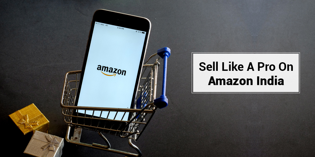 sell like a pro on Amazon