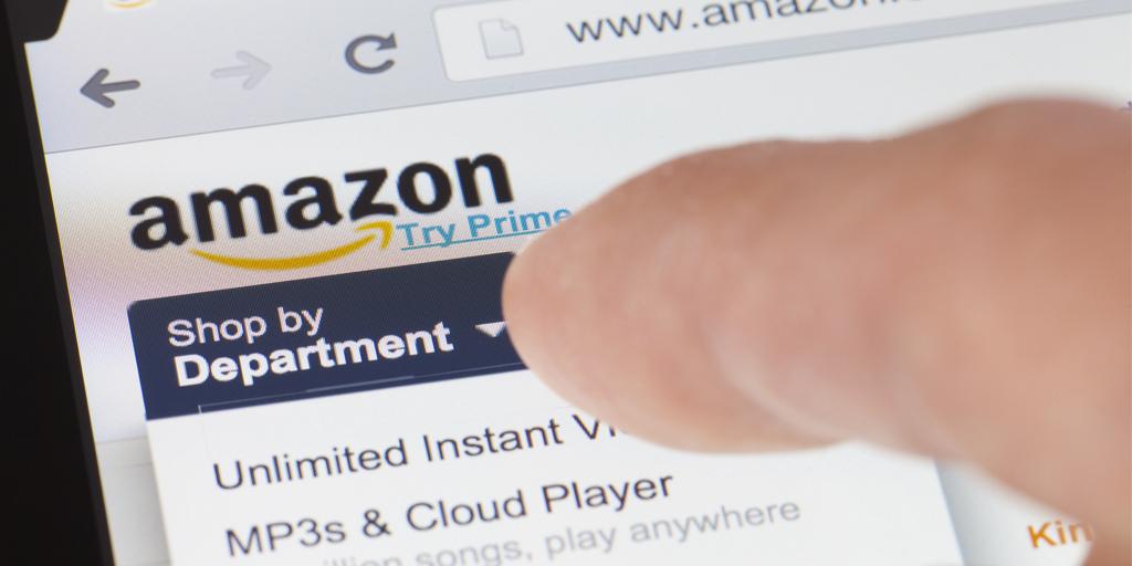 એમેઝોન પર સરળ વેચાણ અને શિપિંગ
