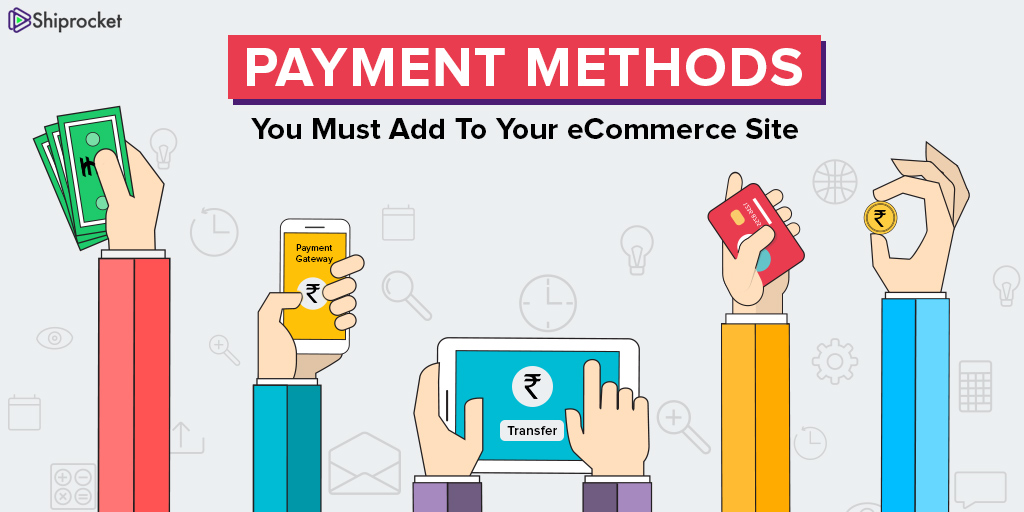 payment on ecommerce stores