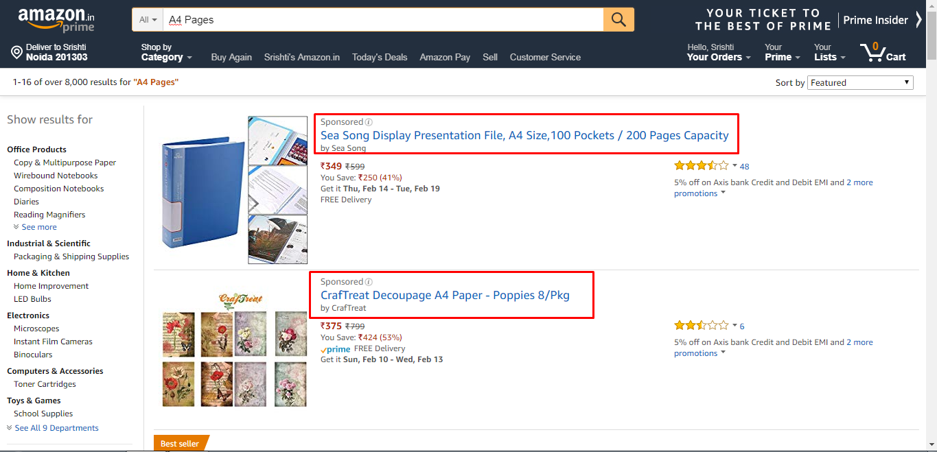 f4ed95c8bf1b Practical Guide To Getting Started With Amazon Advertising -Shiprocket