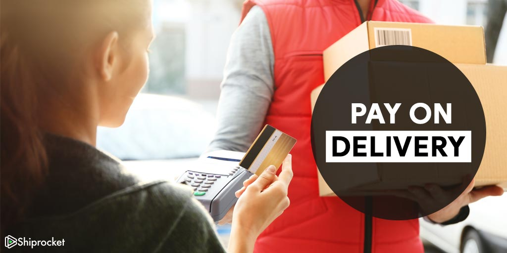 pay on delivery as option for eCommerce payment