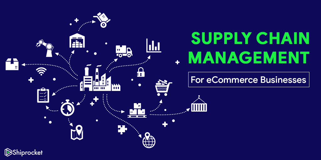 Supply Chain Management for eCommerce businesses