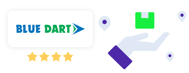 Bluedart Carrier/Courier Integration & Courier Services