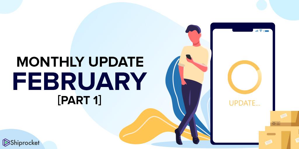 product updates february