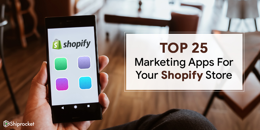 25 Shopify Apps