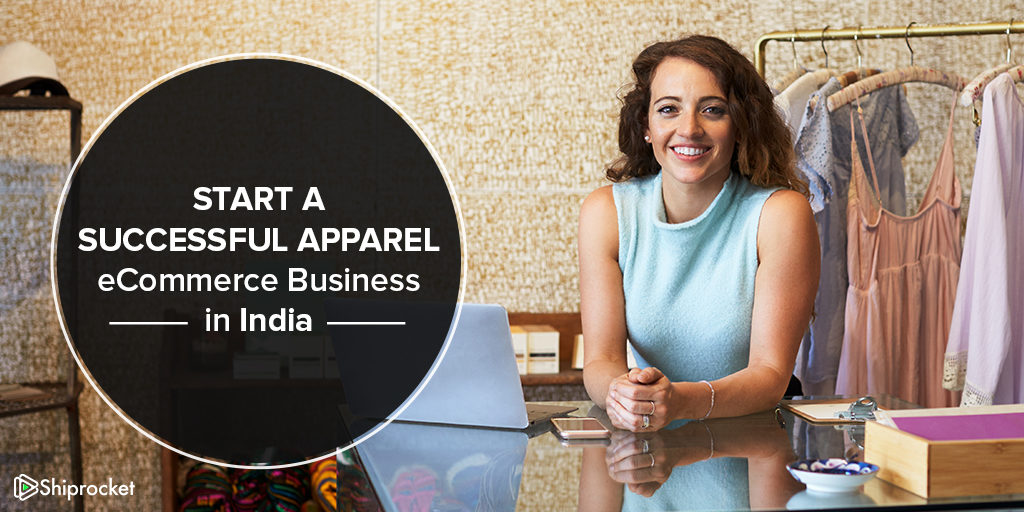 apparel eCommerce business