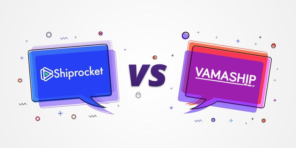 Shiprocket vs. Vamaship