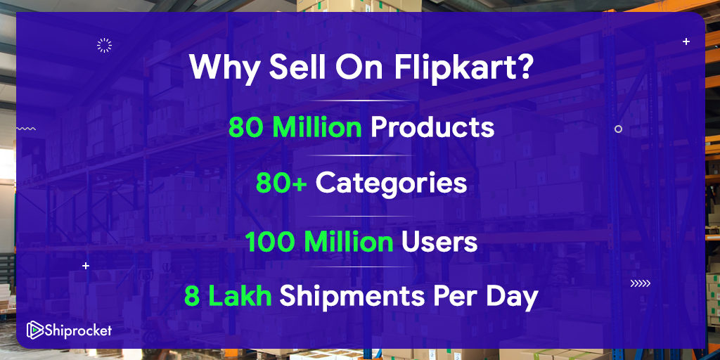 Advantages of selling on Flipkart marketplace