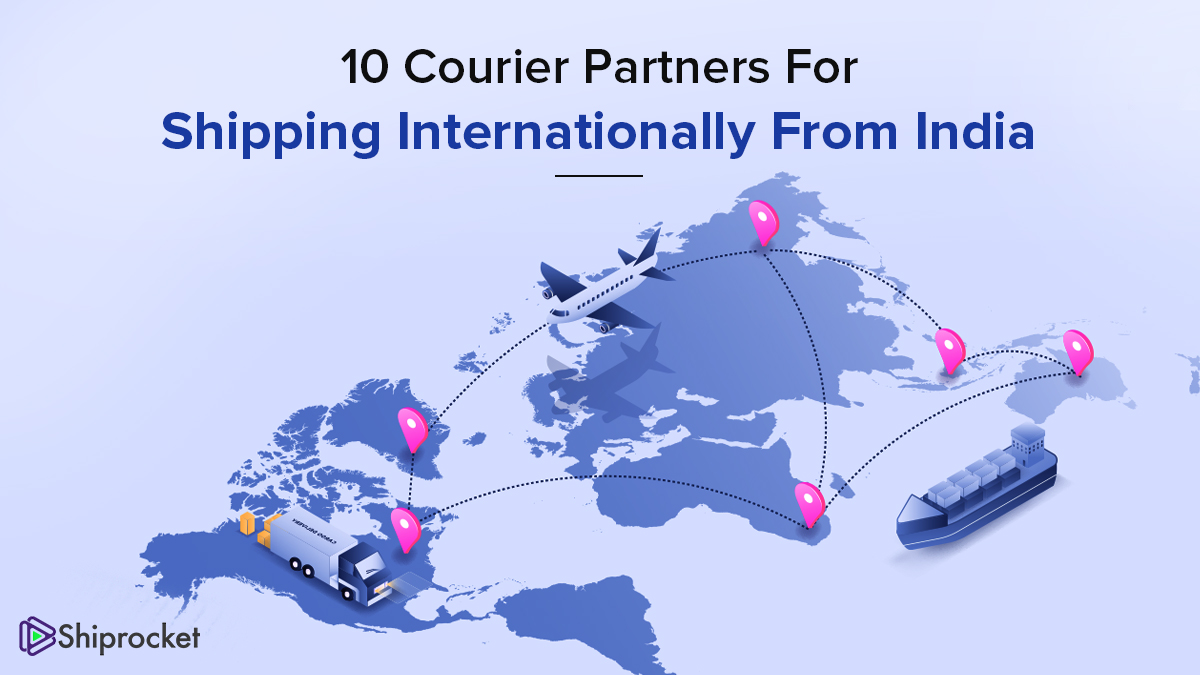 Cheapest courier services international shipping