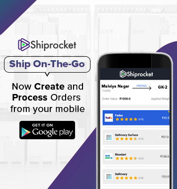 Download Shiprocket App