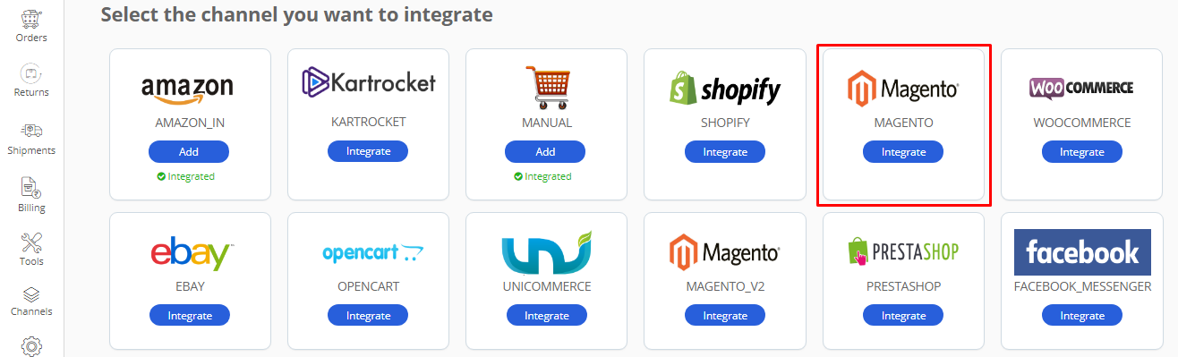 Magento Shipping Extension/Module - FREE to Use - ShipRocket