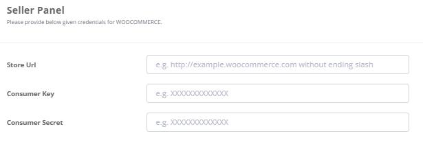 WooCommerce ইন্টিগ্রেশন