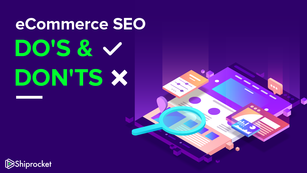 Things to keep in mind for eCommerce SEO