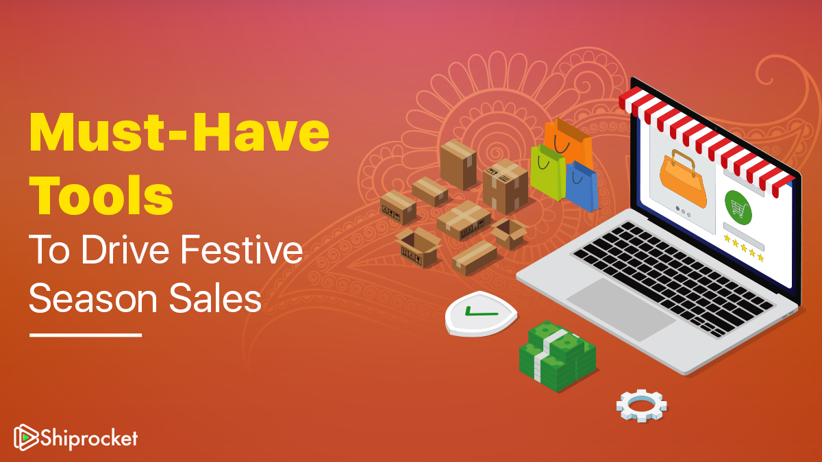 Applications and tools that can help you sell in the festive season