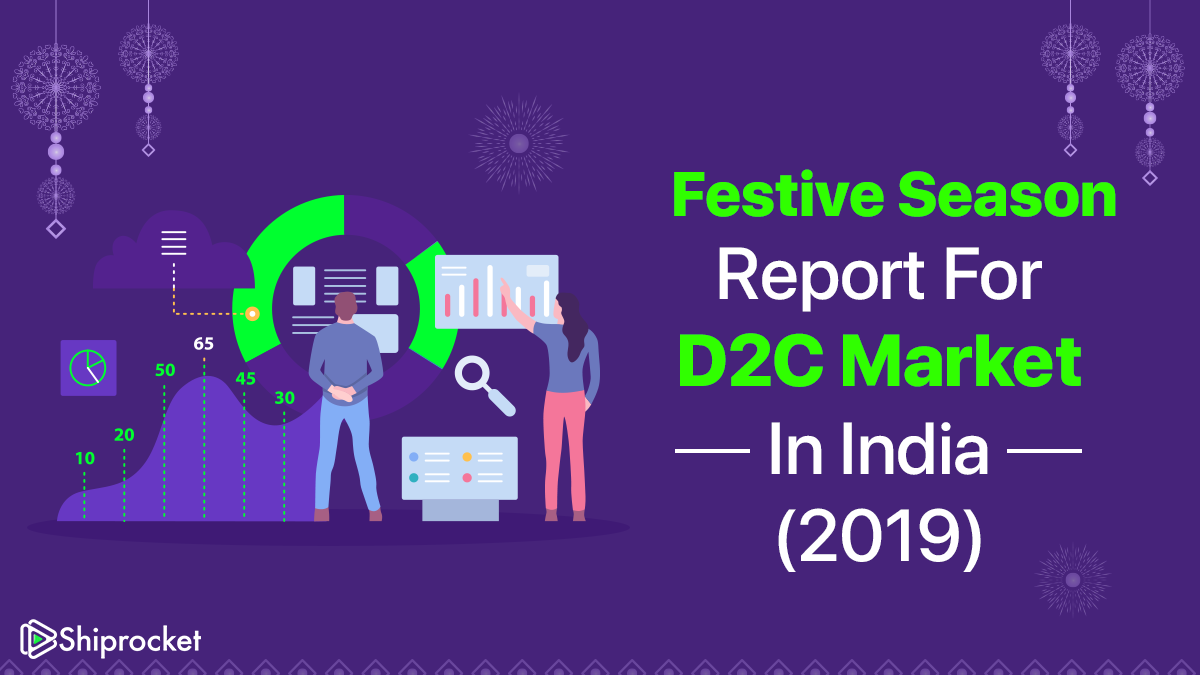 D2C Market Report for festive season 2019