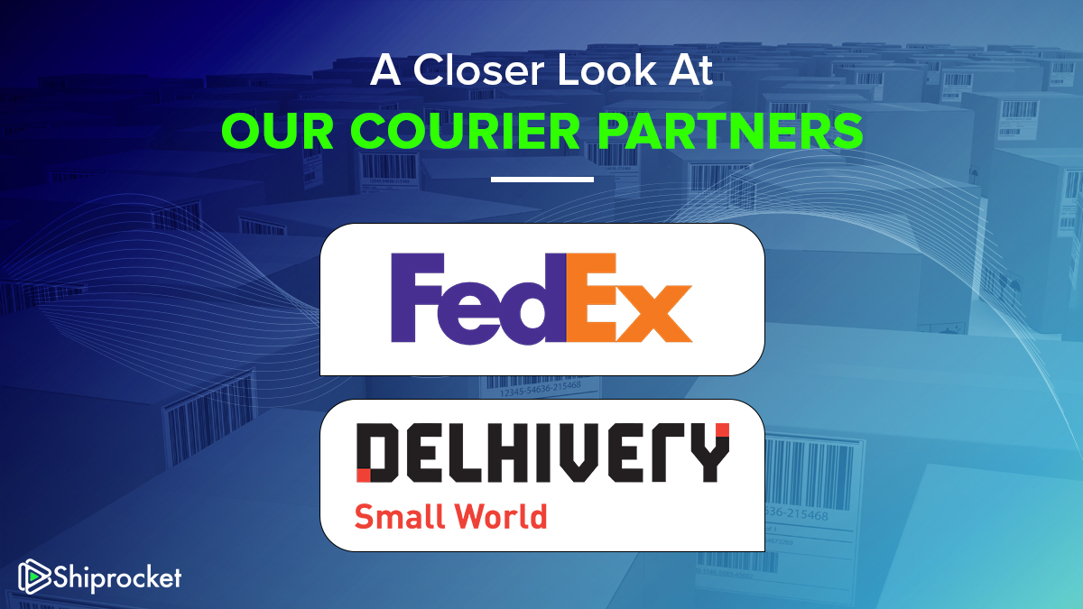 Brief comparison between Fedex and Delhivery