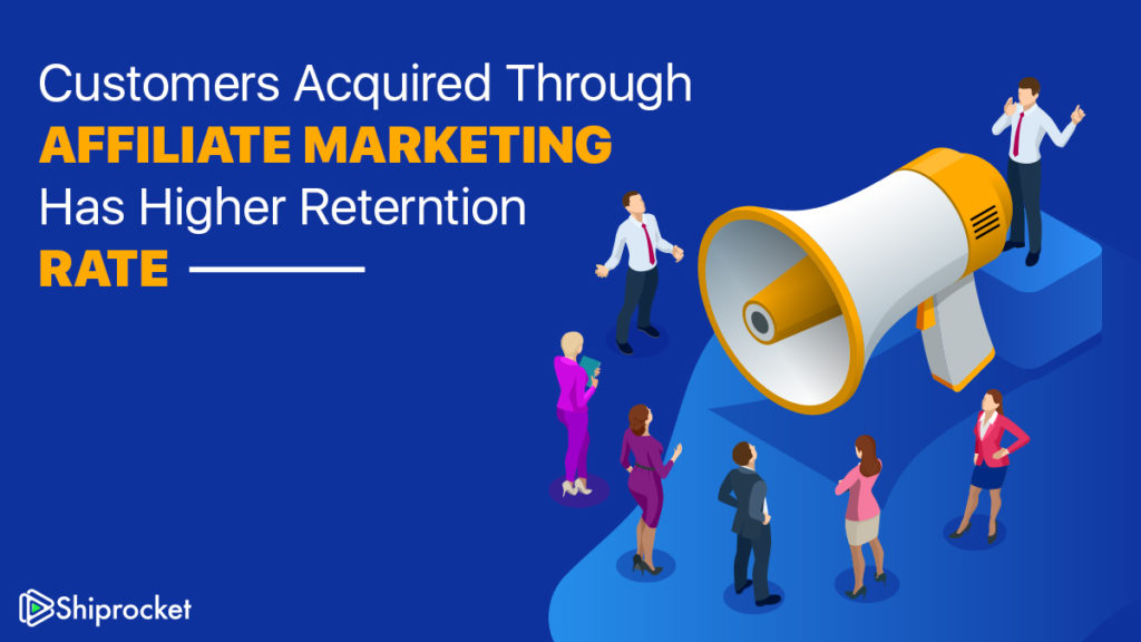 Affiliate Marketing Retention Rate