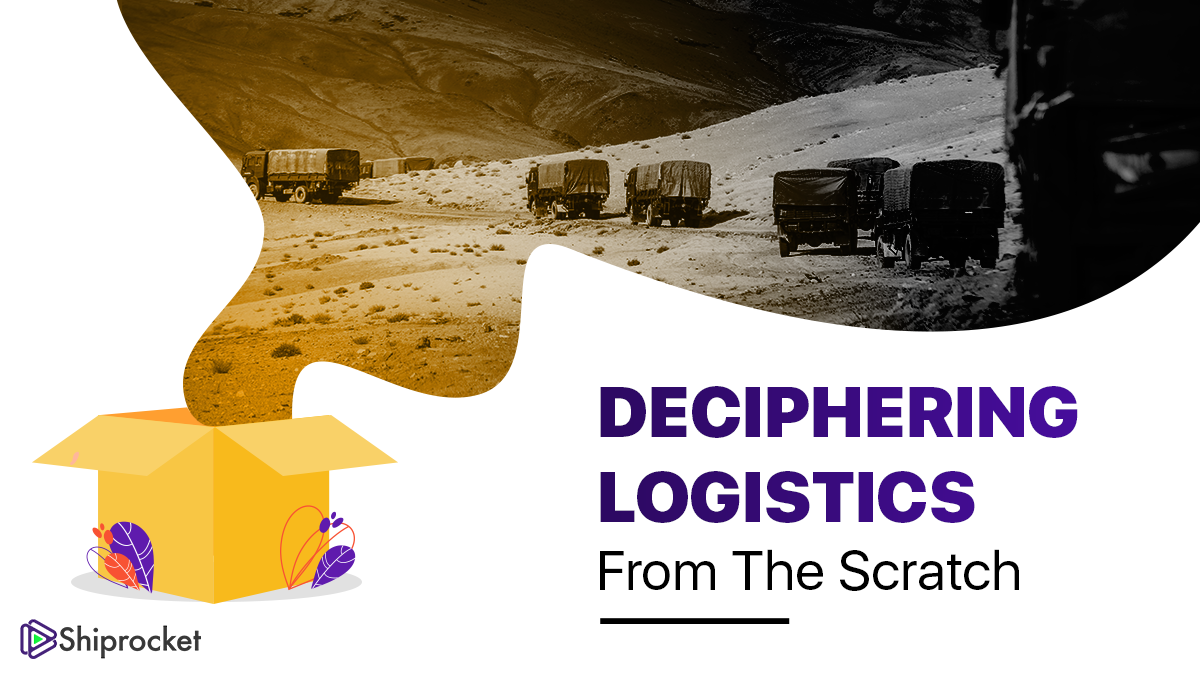 History of Logistics eCommerce