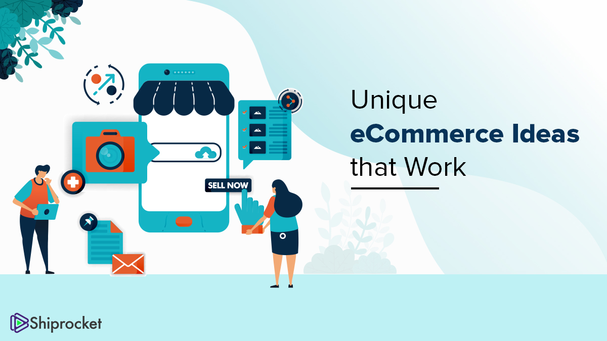 Top 10 Unique eCommerce Ideas