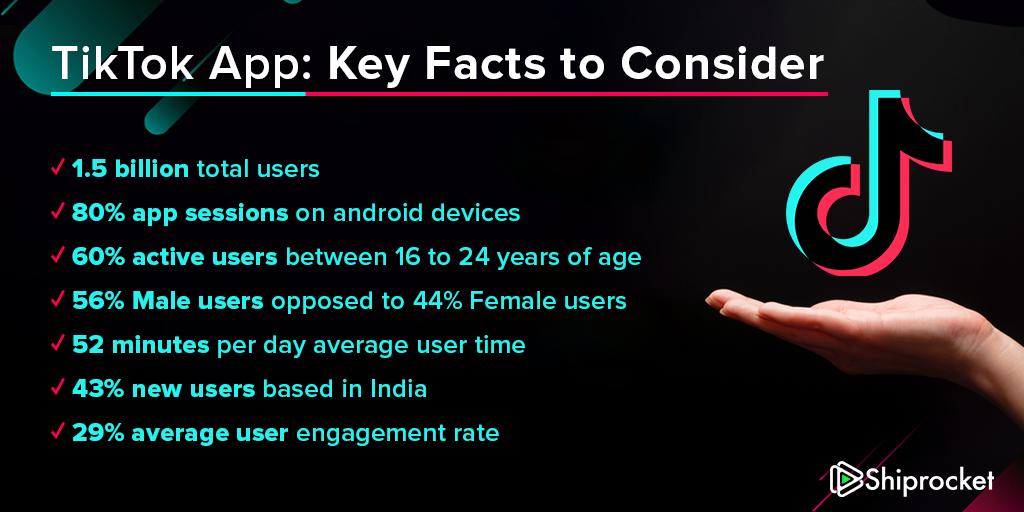 TikTok App Stats 2020