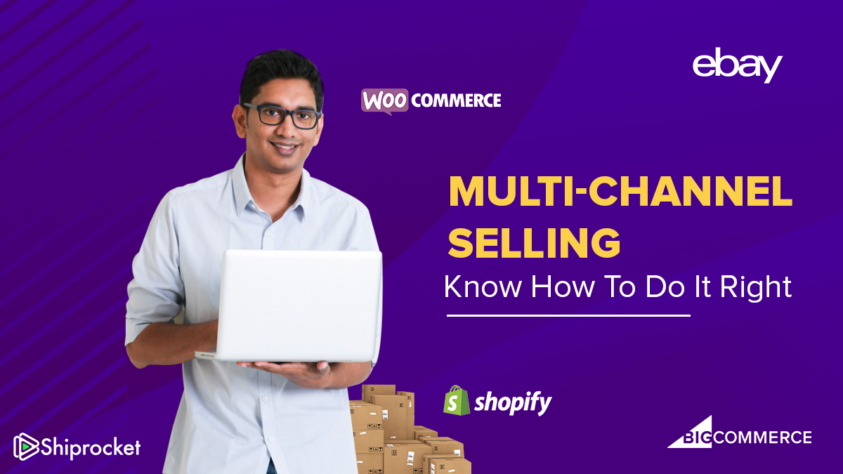 Multi-Channel Selling Overcome eCommerce Challenges
