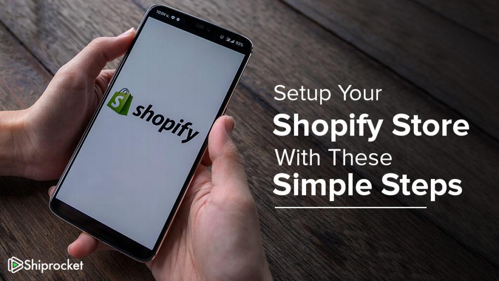 Shopify స్టోర్ సెటప్ గైడ్