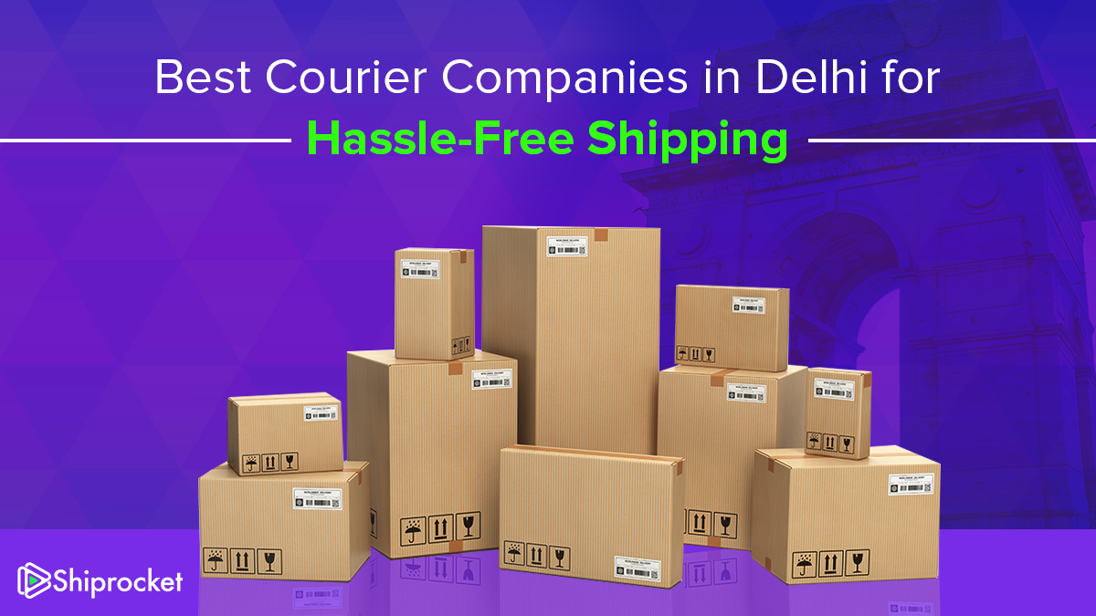Cheap Courier Services in Delhi eCommerce