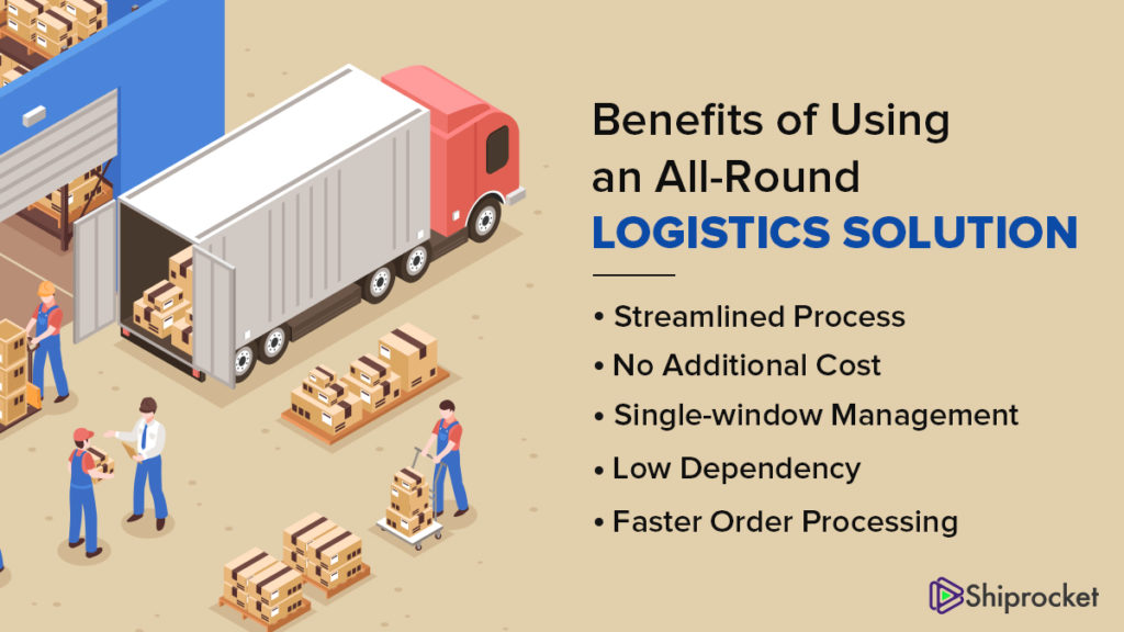 Advantages of using one eCommerce fulfillment solution