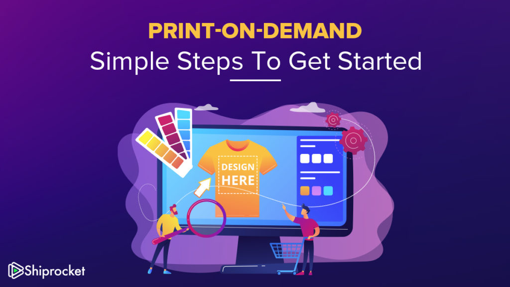 Print-on-demand eCommerce Business 2020