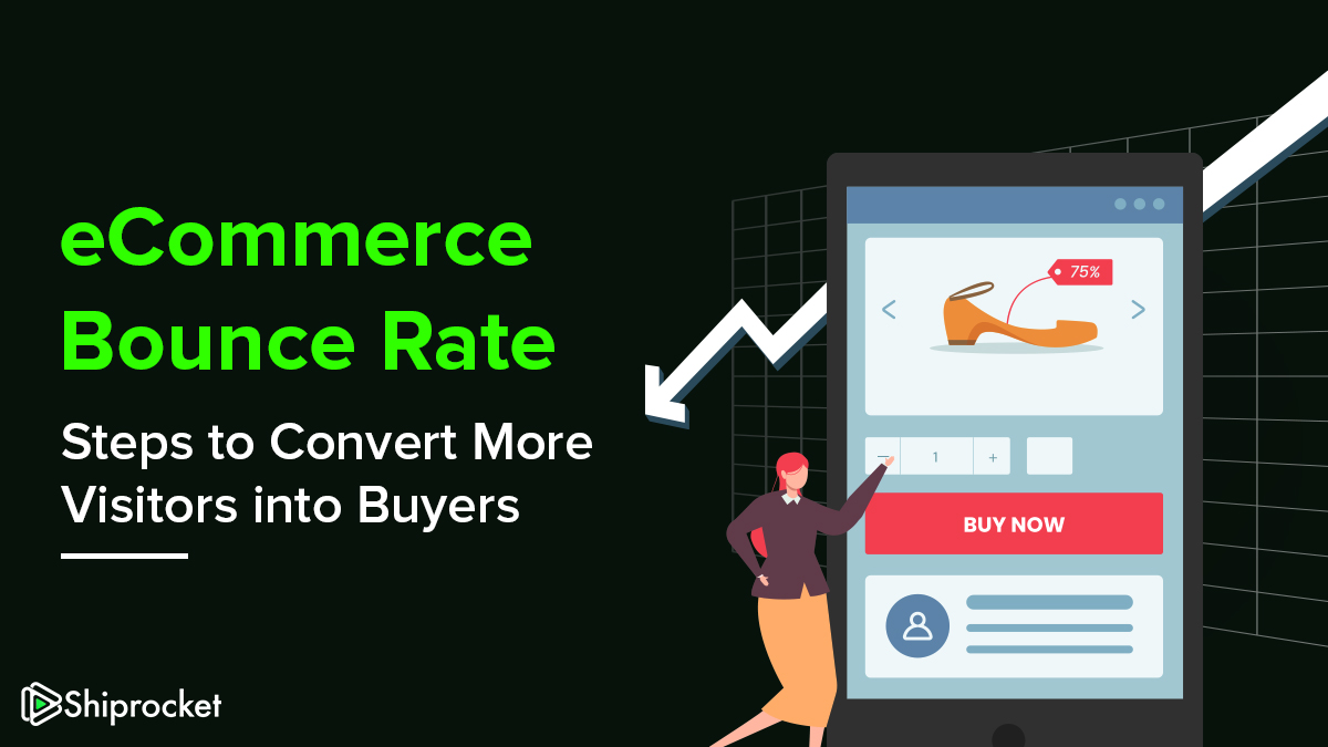how to improve the eCommerce bounce rate of your business