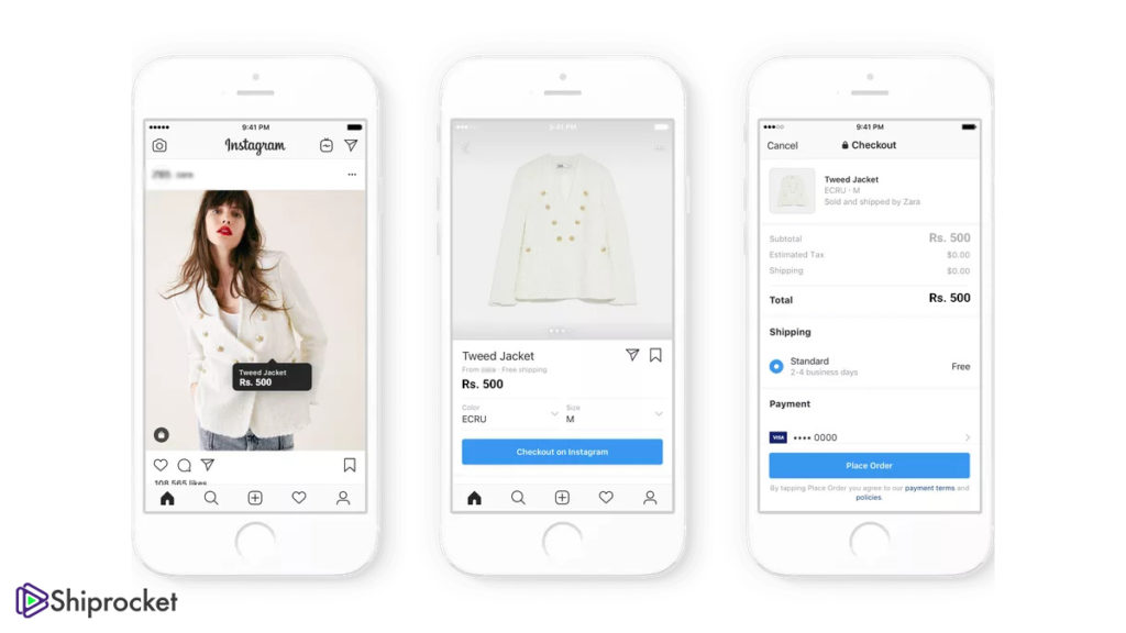 In-App Purchasing Social Shopping