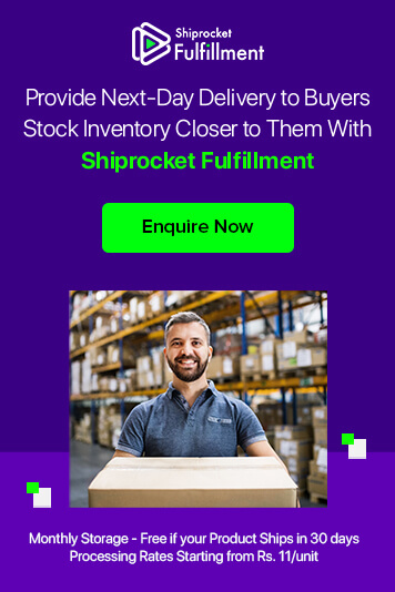 Try Shiprocket for FREE