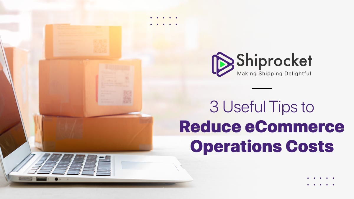 ecommerce operation costs